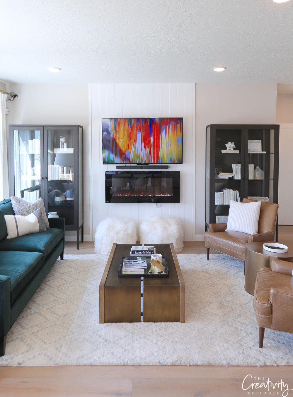 Akin Design Living Room Garbett Homes