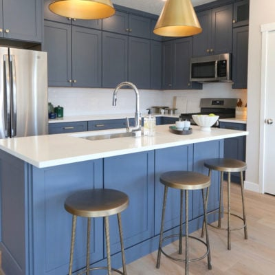 Tour a Stylish Energy Efficient Salt Lake City Parade of Homes House