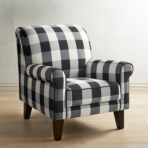 Buffalo check chair from Pier 1