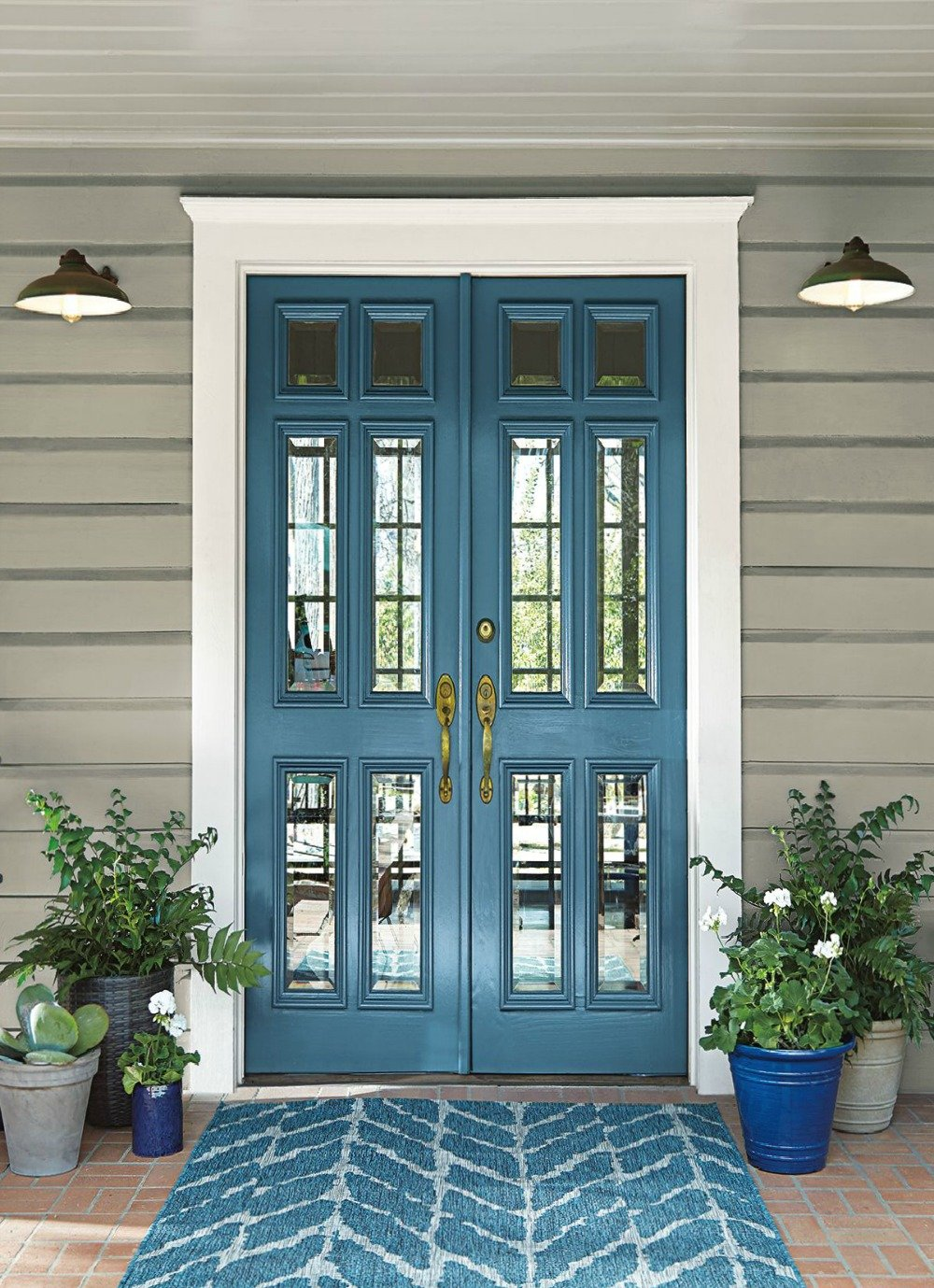 2019 colors of the year - Front door paint colors ...