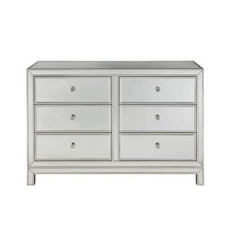 6 drawer storage chest