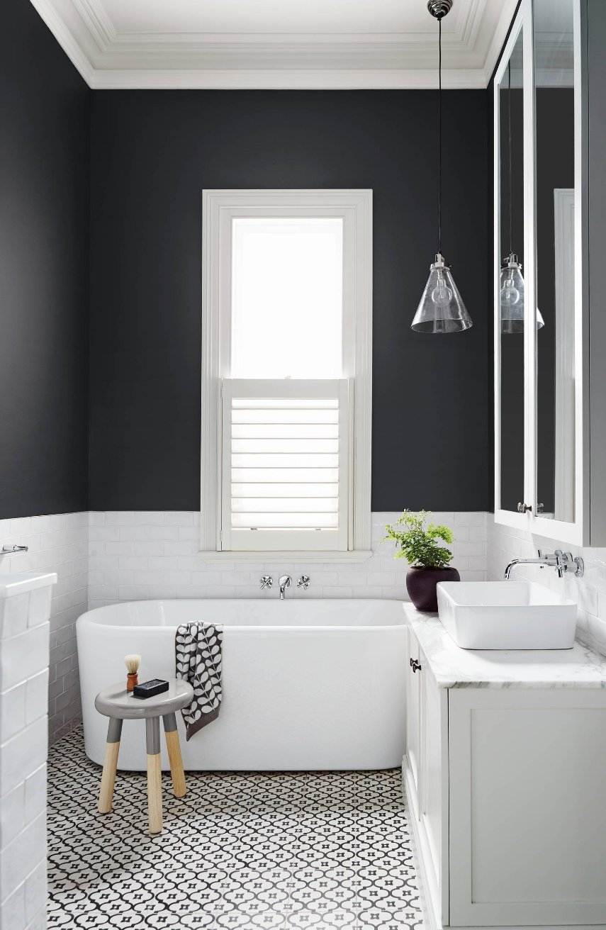 Wall color is Domino by Dulux