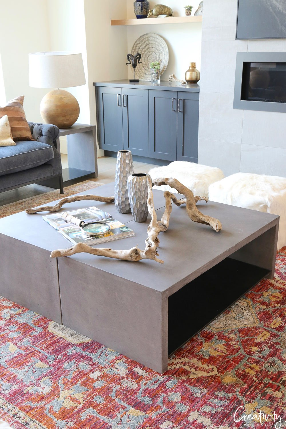 Tips for choosing the perfect coffee table.