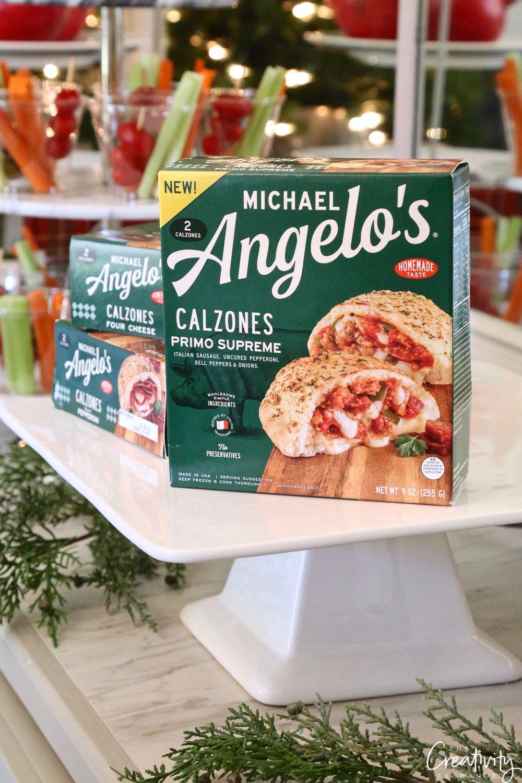 Michael Angelo's Calzones
