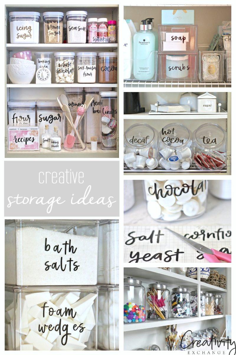Big impact creative storage ideas