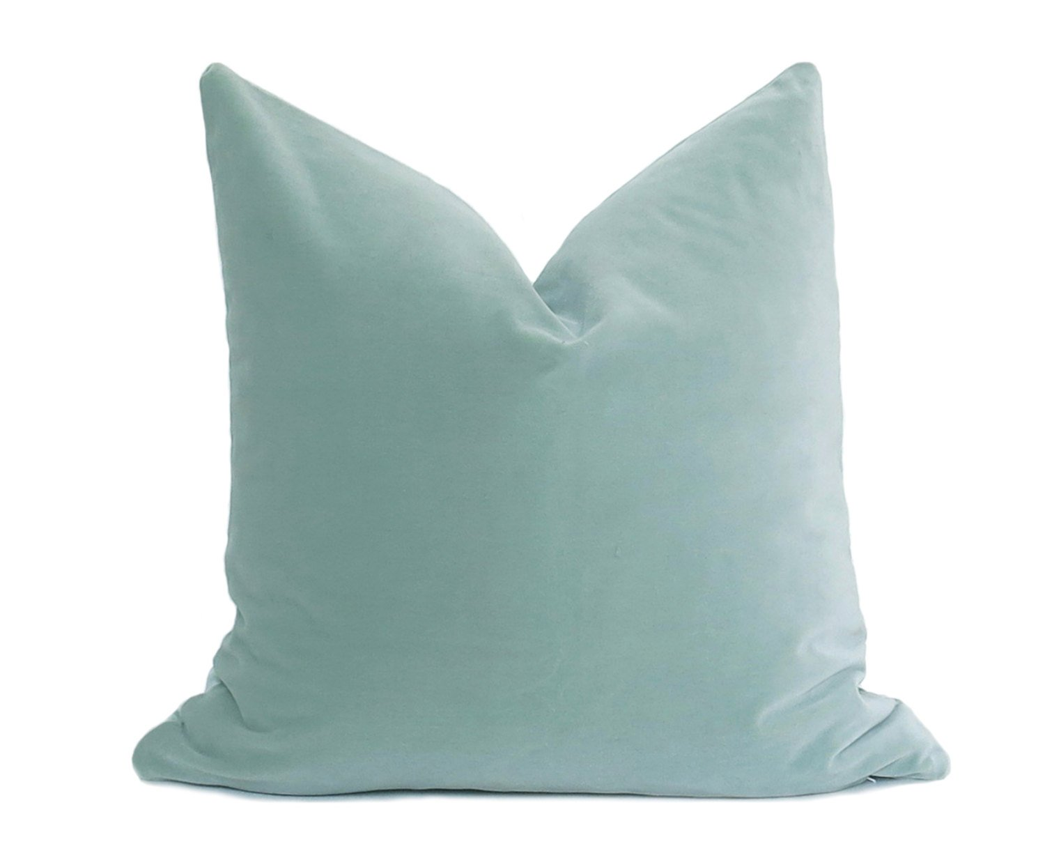 Belgian Velvet Pillow Cover