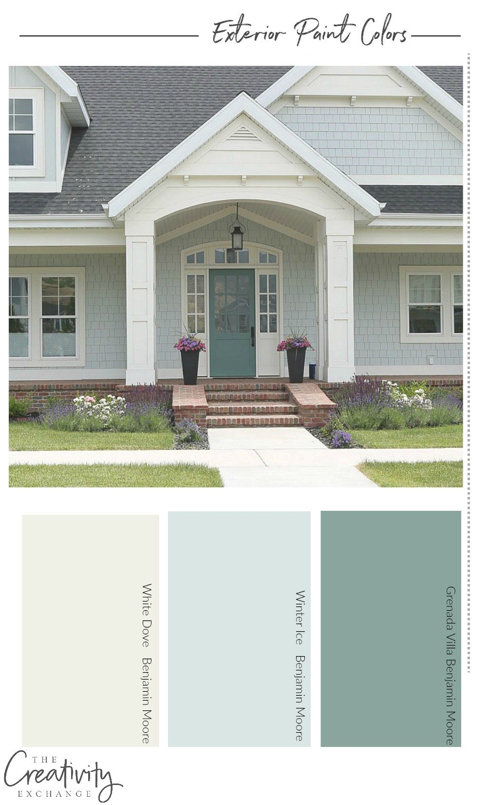 Choosing The Right Exterior Paint Colors