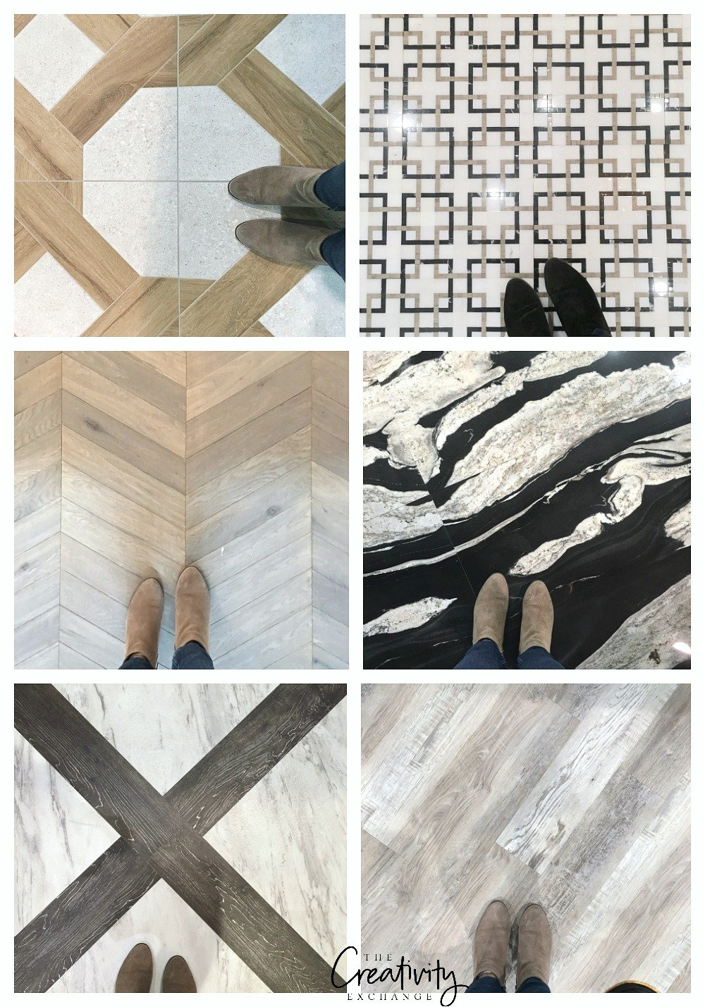 Flooring trends from the 2019 Kitchen and Bath Industry Show