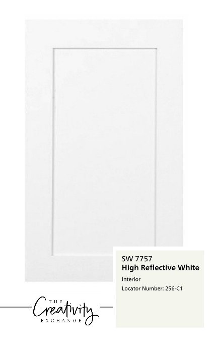 Sherwin Williams High Reflective White