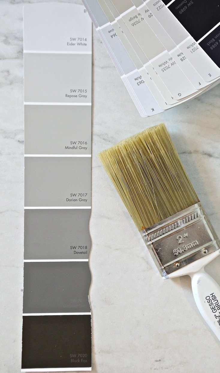 Tips for picking the right exterior paint color