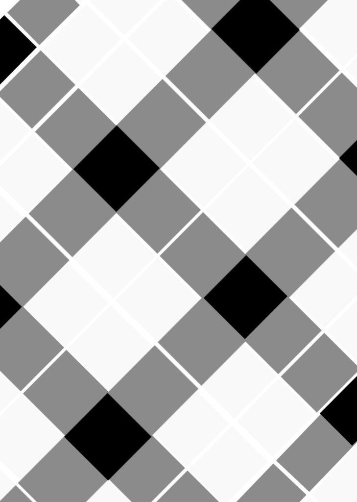 Plaid floor layout design