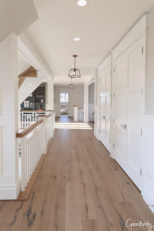 """7"""" European Oak Flooring"""