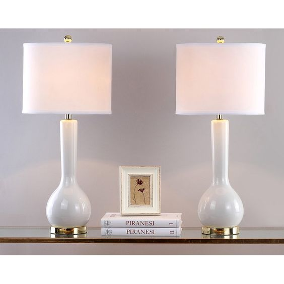 "Damis 31"" lamp set from Wayfair"