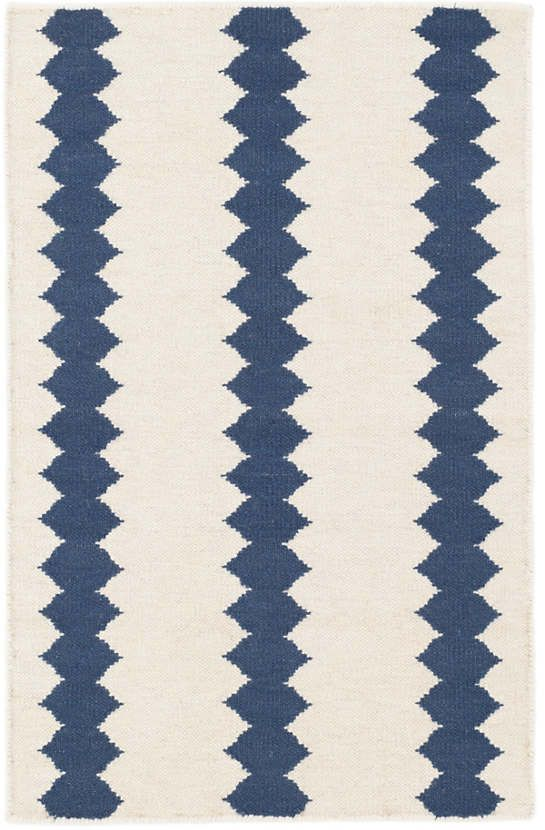 Dash and Albert Senna Ivory Woven Rug