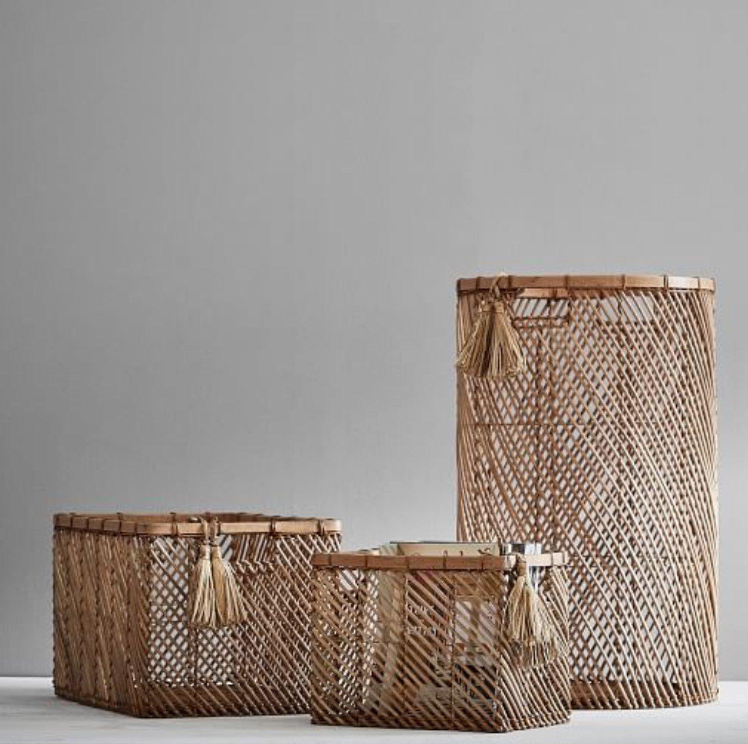 Sturdy baskets