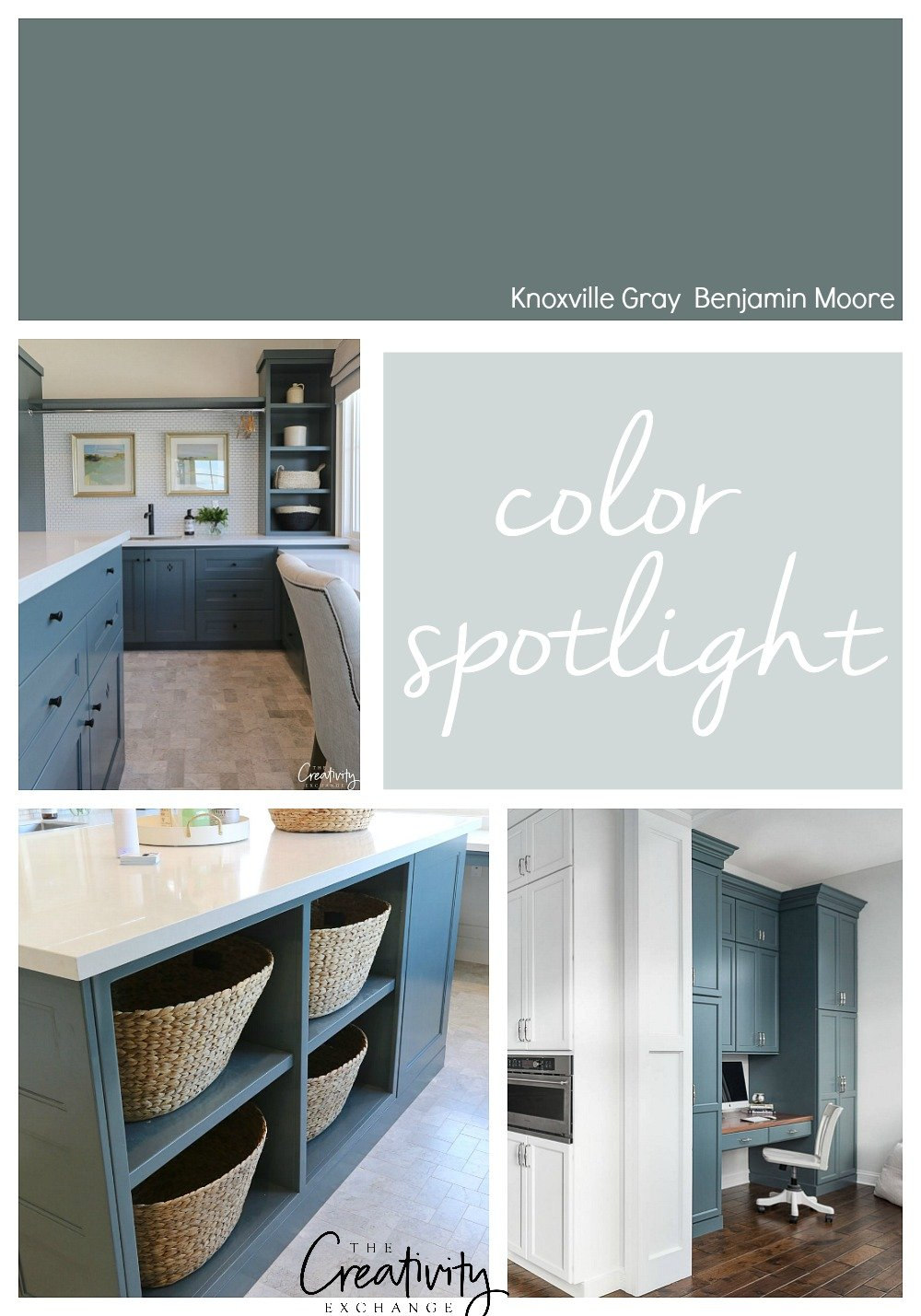 Tremendous Benjamin Moore Knoxville Gray Color Spotlight Interior Design Ideas Inamawefileorg