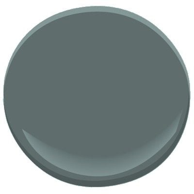 Benjamin Moore Knoxville Gray