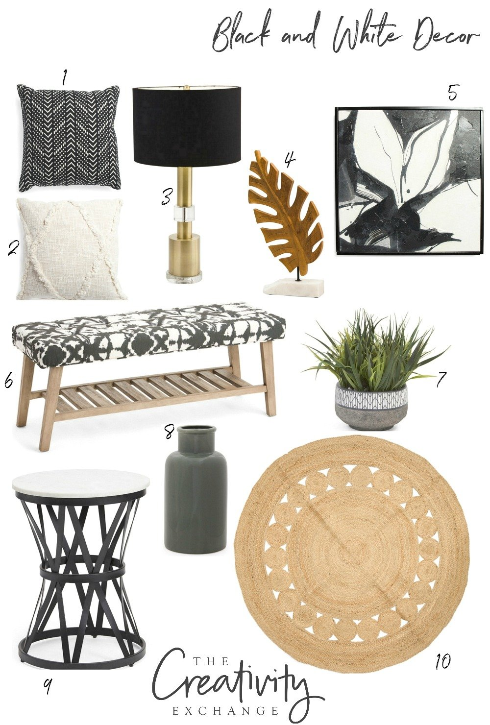 Knock Off Home Decor Deals Moody Monday