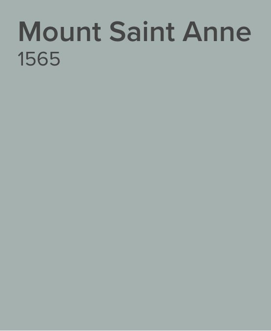 Benjamin Moore Mount Saint Anne