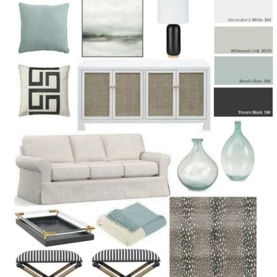 Create a Color Palette for a Space: Moody Monday