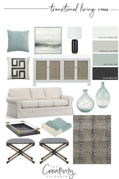 Tips for mixing design styles and colors