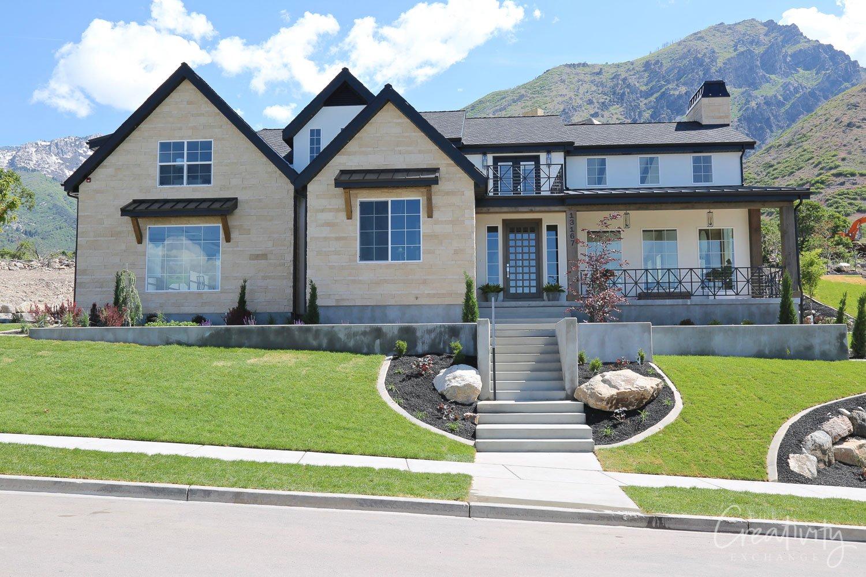 Mountain home in Utah