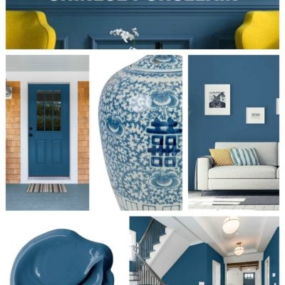 PPG 2020 Color of the Year: Chinese Porcelain