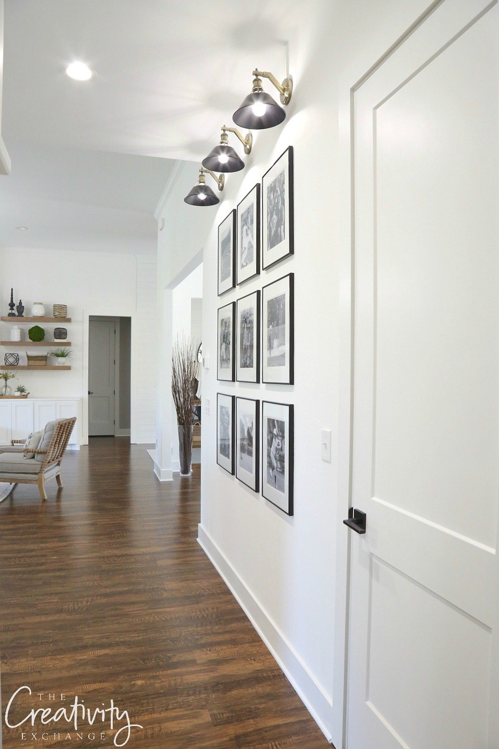 Gallery wall shortcuts and tricks