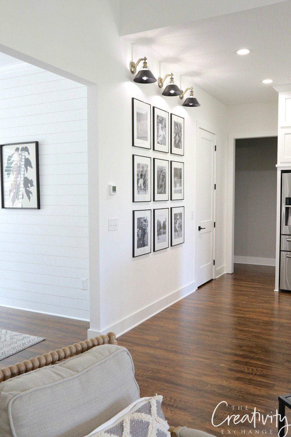 The easiest gallery wall shortcuts