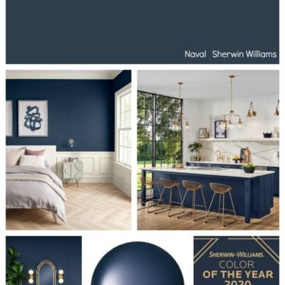 2020 Sherwin Williams Color of the Year