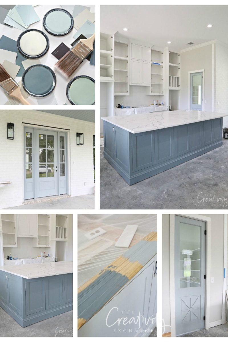 How to create a custom paint color mix