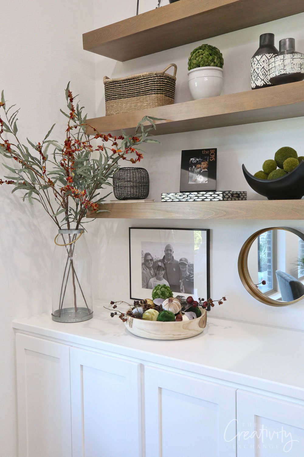 5 minute fall styling tips and tricks