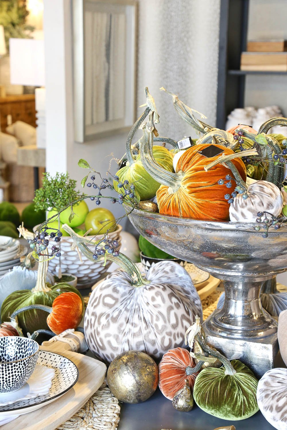 Fall at Layered Home Design Center
