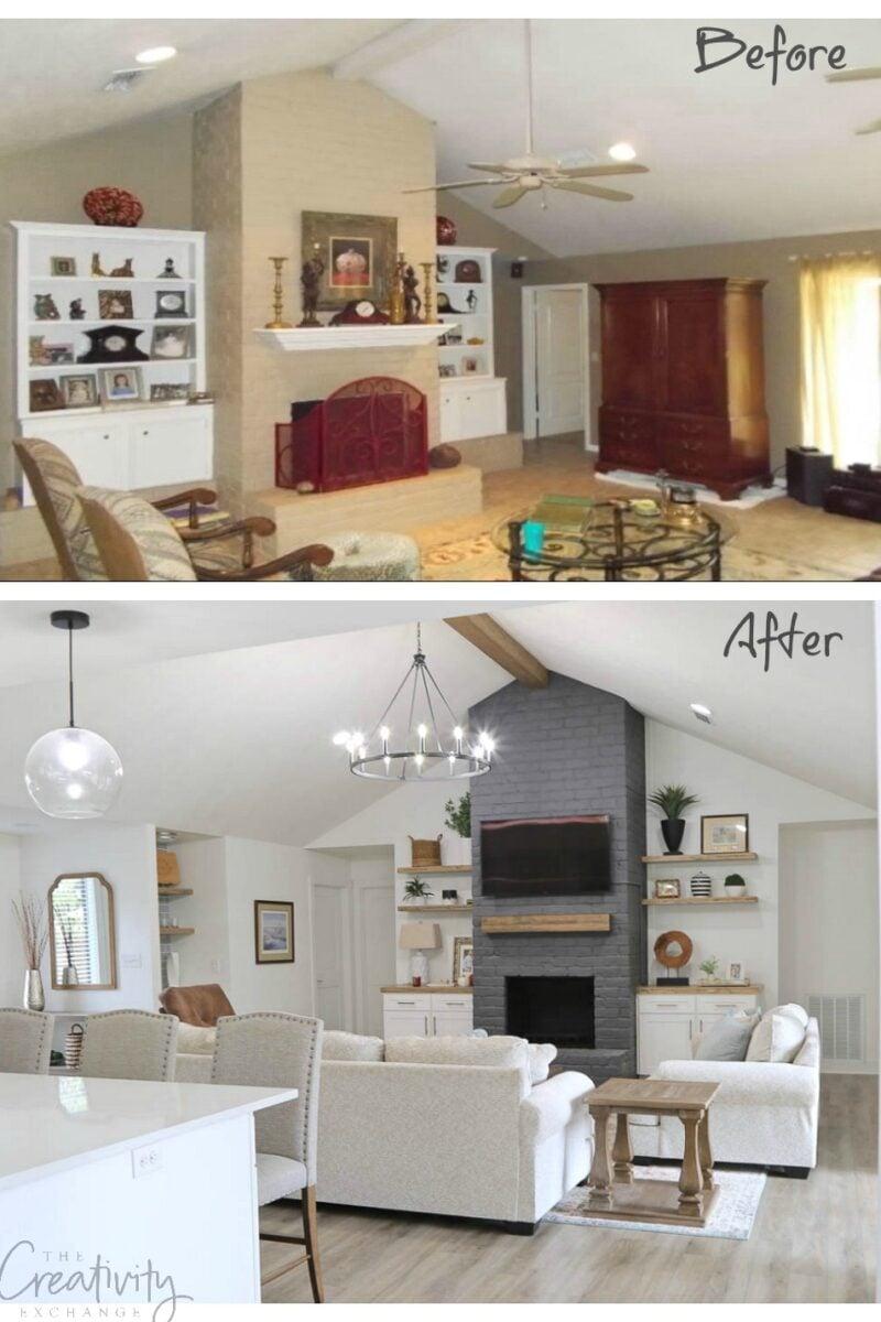 Amazing remodel transformation