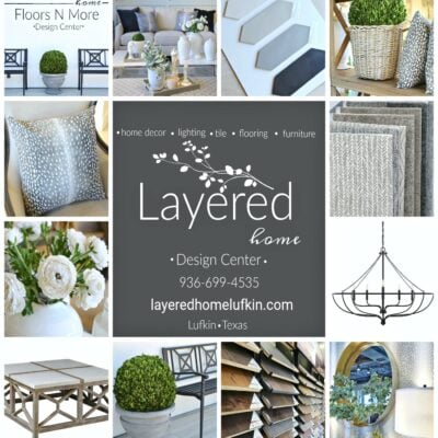 HUGE Project Reveal: Layered Home Design Center