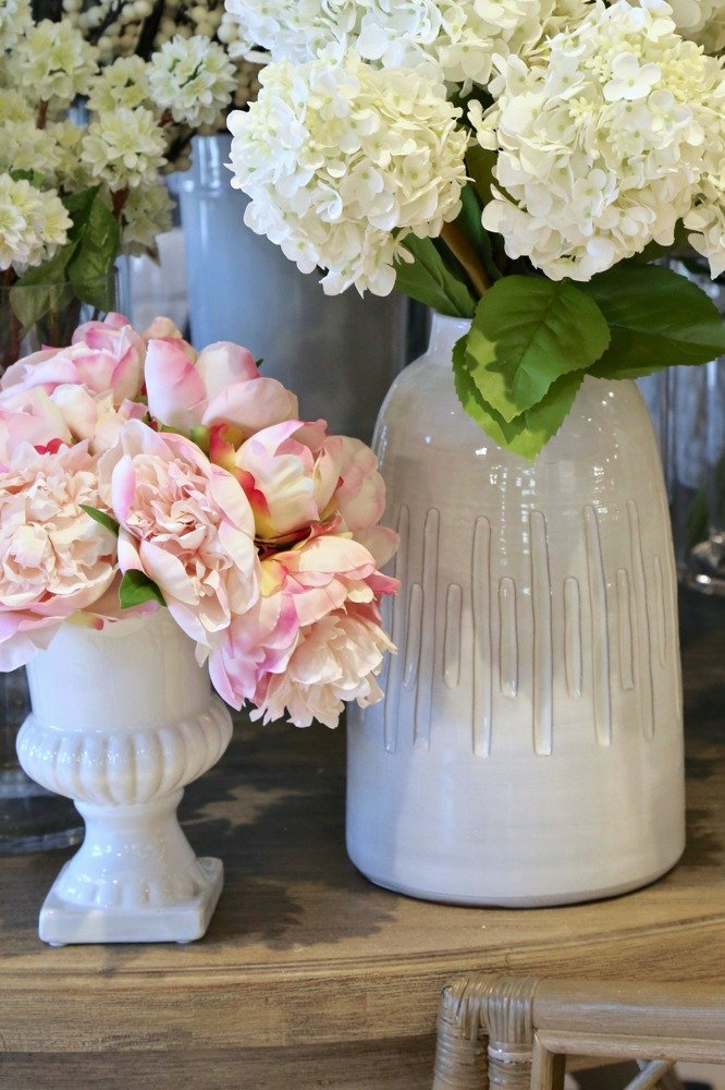 Real Touch Faux Peonies