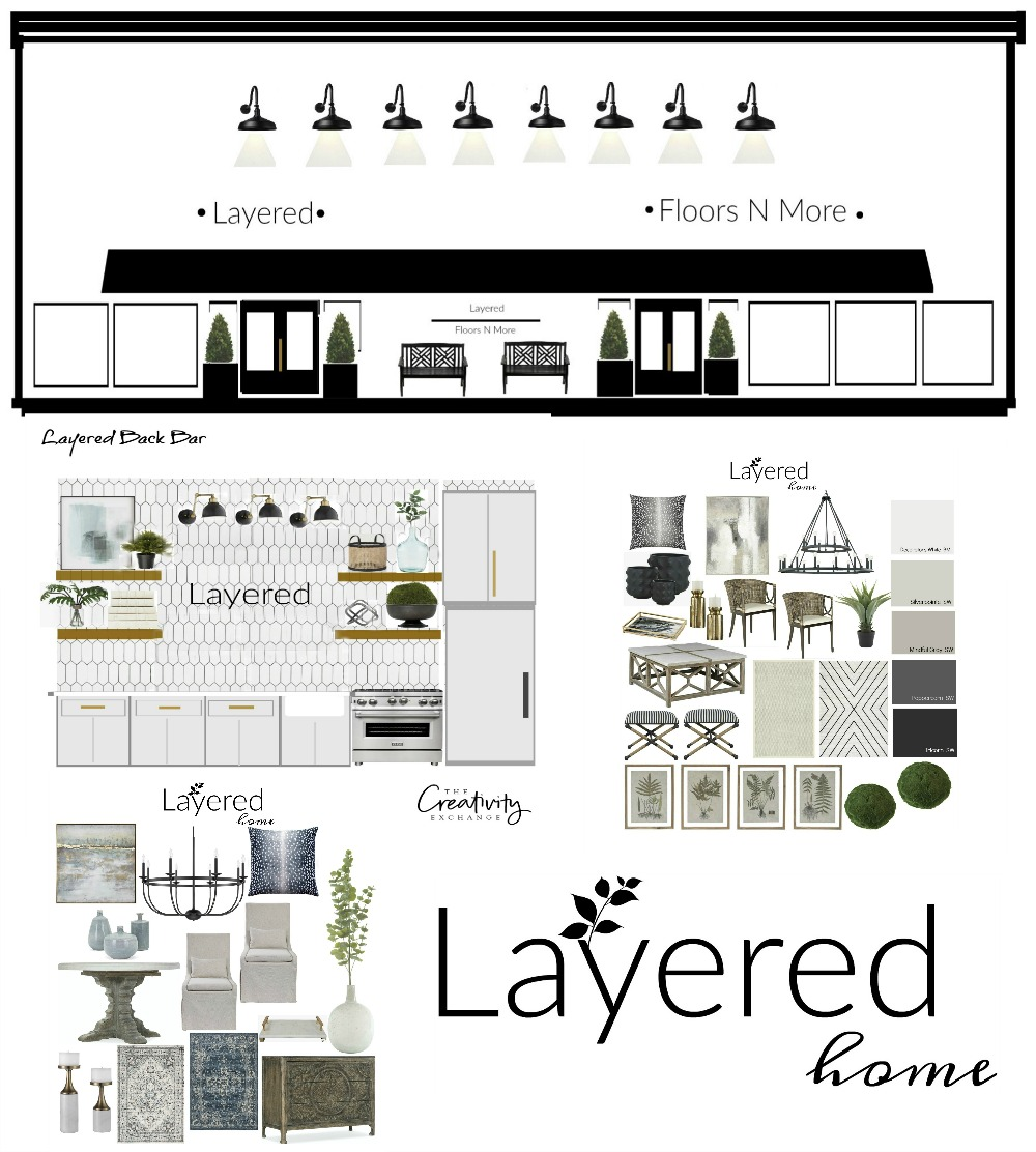 layered home design center