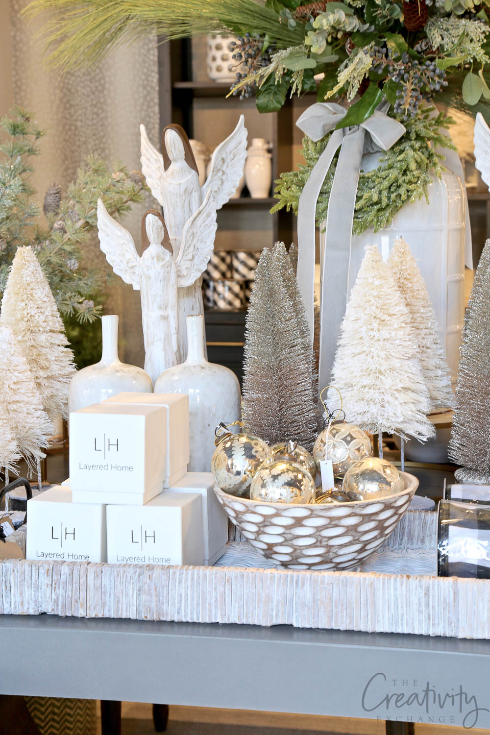 Christmas at Layered Home Design Center