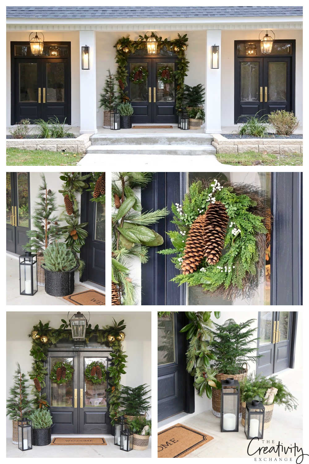 The Creativity Exchange Holiday Home Tour