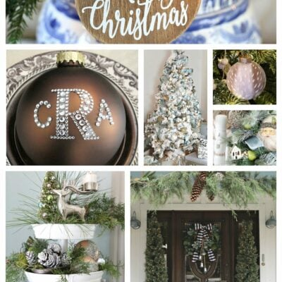My Favorite Christmas DIY and Holiday Decorating Projects