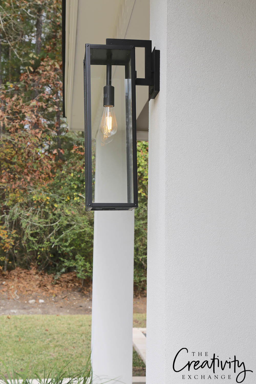 Modern Exterior Wall Lanterns from Layered Home.