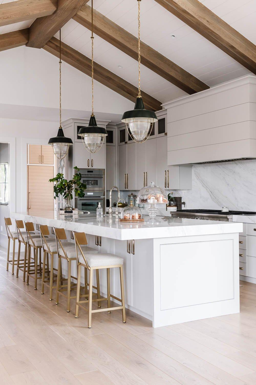 Redefined Modern Farmhouse Kitchen