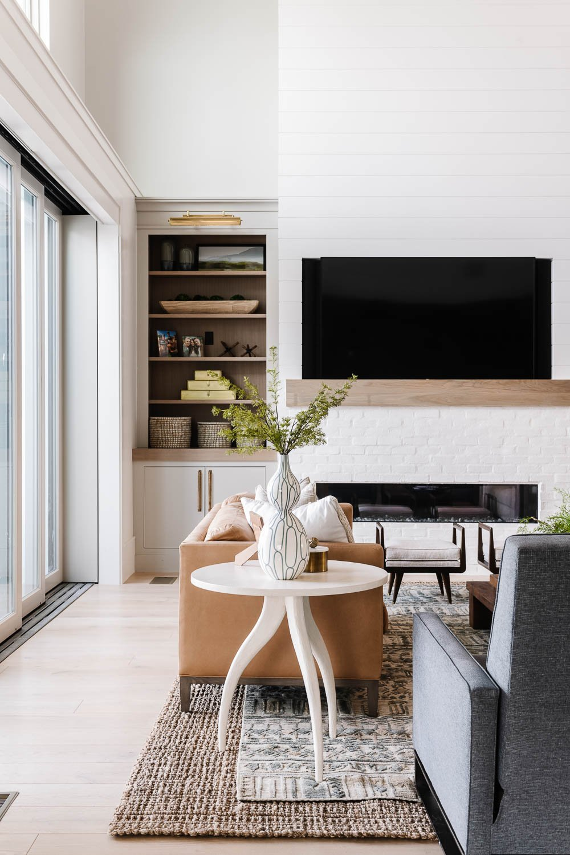 Redefined Modern Farmhouse Living Room