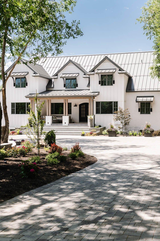 Redefined Modern Farmhouse Simons Design Studio