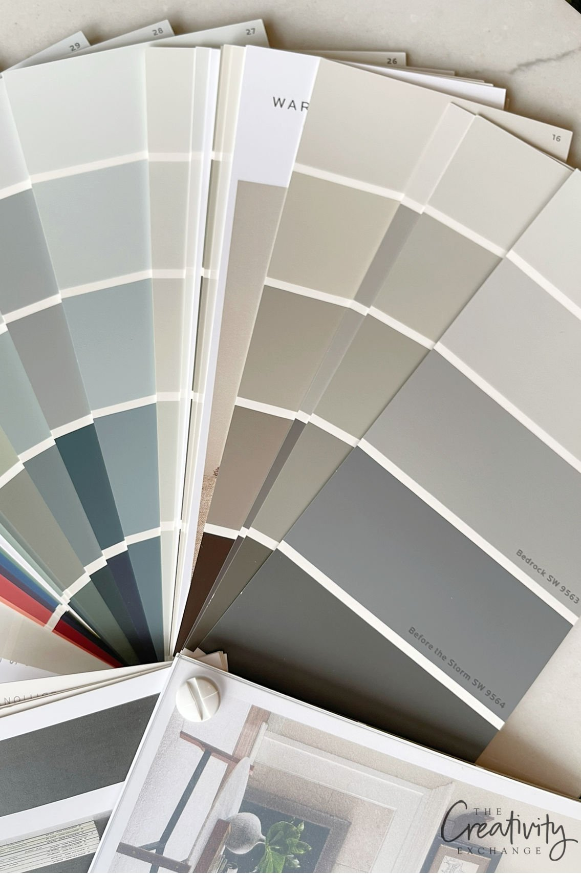 200 New Sherwin Williams Paint Color Collection