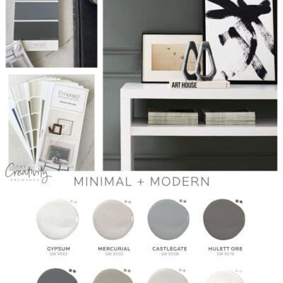 200 NEW Sherwin Williams Designer Influenced Paint Colors!