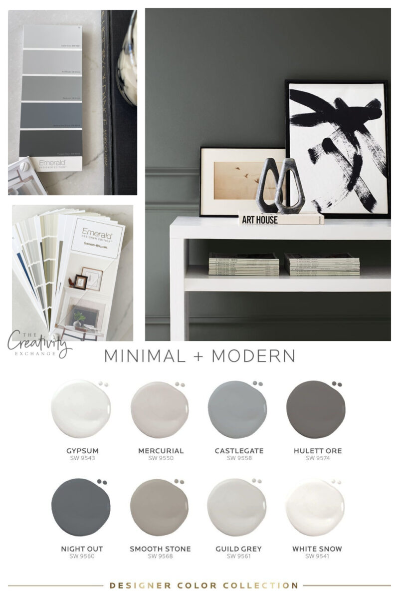200 New Sherwin Williams Paint Colors