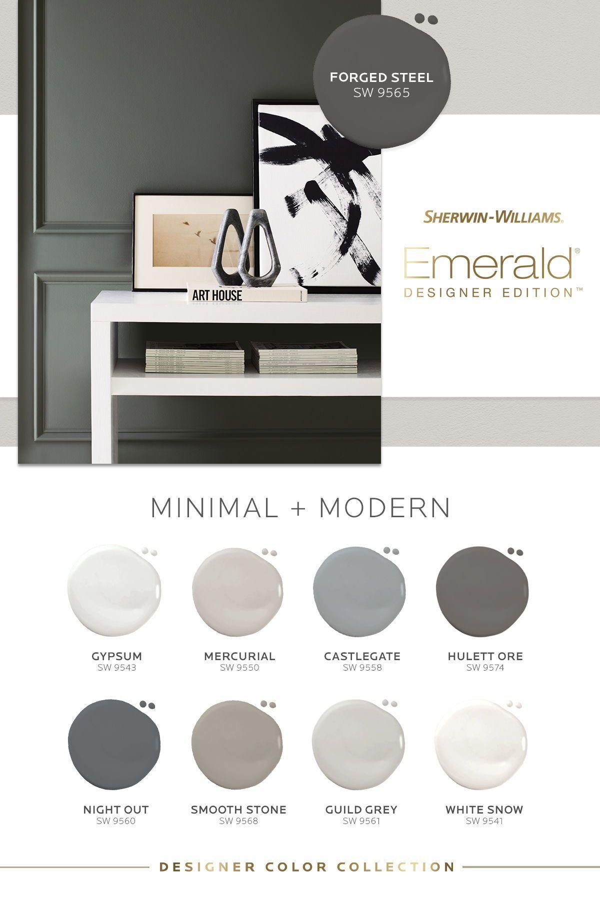 Sherwin Williams Emerald Designer Edition