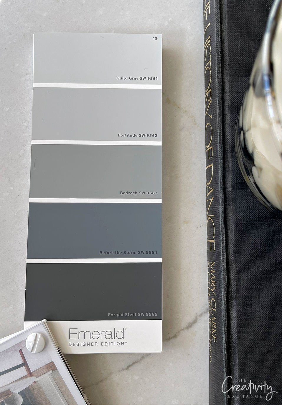 New paint colors from Sherwin Williams