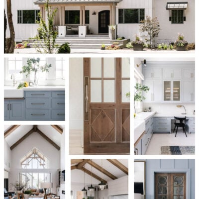 Redefined Modern Farmhouse Home Tour